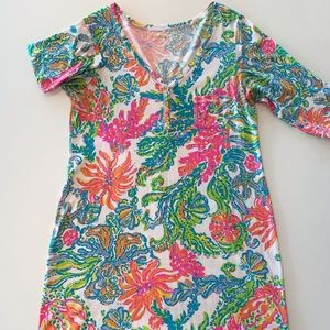 Well-loved Lilly dress XL. COLORS! Exc.condition